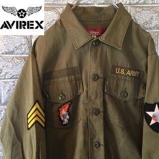 アヴィレックス(AVIREX)のアヴィレックス AVIREX ミリタリー レディース ジャケット アウター M(ミリタリージャケット)