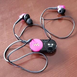 ソニー(SONY)のSONY カナル型Bluetoothイヤホン MDR-NWBT10N(ヘッドフォン/イヤフォン)
