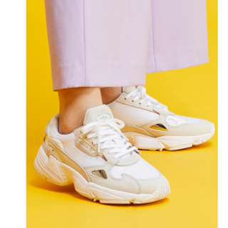 adidas - ADIDASFLCN W アディダスファルコン 24cm