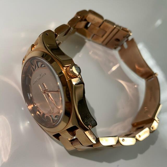 MARC BY MARC JACOBS(マークバイマークジェイコブス)の【使用感あり箱あり】MARC BY MARC JACOBS MBM3292 レディースのファッション小物(腕時計)の商品写真
