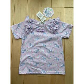しまむら - エコネコ トップス Tシャツ 半袖 しまむら 新品