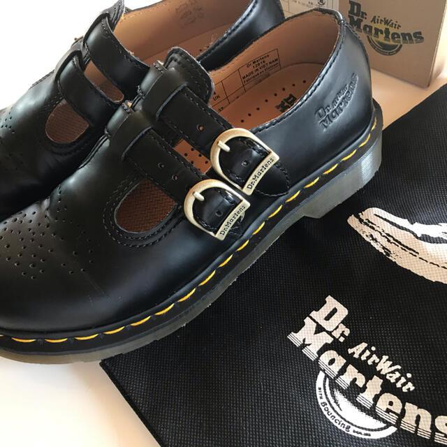Dr.Martens(ドクターマーチン)のDr.martens メリージェーン【中古】 レディースの靴/シューズ(ローファー/革靴)の商品写真