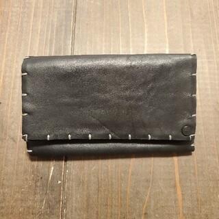 イサムカタヤマバックラッシュ(ISAMUKATAYAMA BACKLASH)の未使用 incarnation インカネーション ホースレザー ウォレット 財布(折り財布)