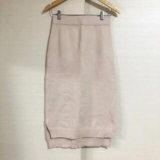 ザラ(ZARA)の新品未使用 シンプルロングスカート 韓国ファッション(ロングスカート)