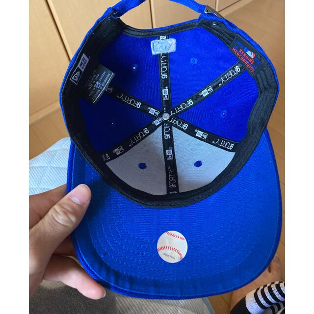 NEW ERA(ニューエラー)のnewera キャップ メンズの帽子(キャップ)の商品写真