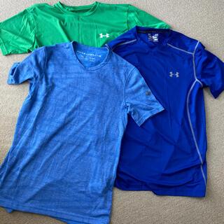 UNDER ARMOUR - アンダーアーマー Tシャツ 3点セット