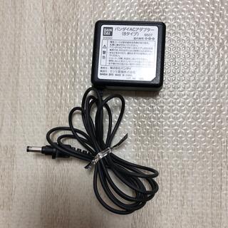 バンダイ(BANDAI)の⚠︎るきぽん様専用 バンダイ ACアダプター Bタイプ(変圧器/アダプター)