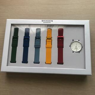 SKAGEN - 【スカーゲン】腕時計 5色ベルトセット