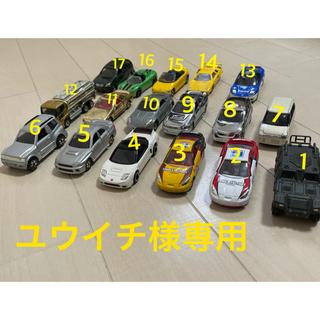 Takara Tomy - トミカ ミニカー いろいろ計17台