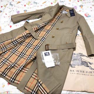 BURBERRY - BURBERRY(バーバリー) ステンカラーコート Sサイズ