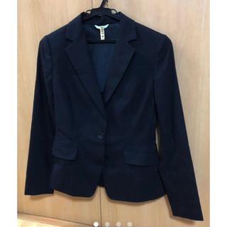 リクルートスーツ ジャケット パンツ スカート黒 ブラック
