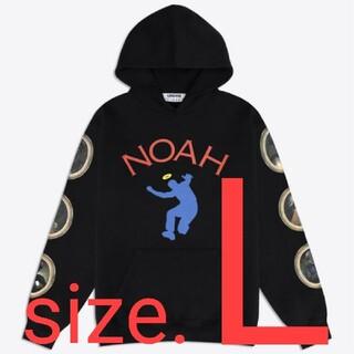 Supreme - NOAH NYC x UNION LA FAMILY TREE HOODIE L