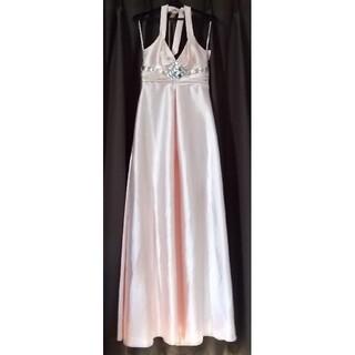 エメ(AIMER)のジェシカマクリントック ドレス タグ付 ピンク(ロングドレス)