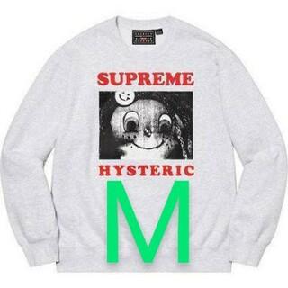 Supreme - Supreme HYSTERIC GLAMOUR Crewneck