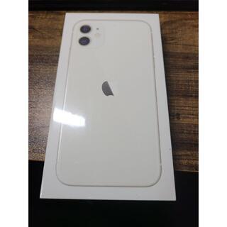 【新品 未開封】iphone11 64GB SIMフリー