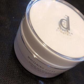 ディープログラム(d program)の最終値下げd プログラム ホワイトニングクリア ジェリーエッセンス 60g(オールインワン化粧品)