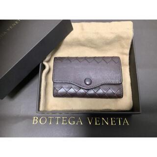 Bottega Veneta - 🔸ボッテガ・べネタ ゴールド 5連 キーケース ブラウン系🔸【送料込み】
