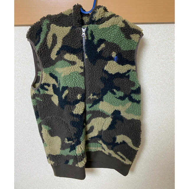 GYMPHLEX(ジムフレックス)のGYMPHLEX BOAベスト メンズのジャケット/アウター(その他)の商品写真