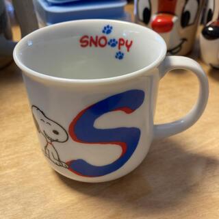 スヌーピー(SNOOPY)のSNOOPY 小さめマグカップ(マグカップ)