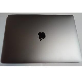 Mac (Apple) - 【中古】【2020年モデル】13インチMacBook Air - スペースグレイ