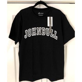 JOHNBULL - Johnbull ジョンブル メンズ 半袖 TEE ブラック 新品未使用タグ付