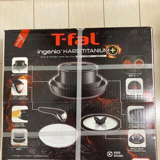 T-fal - ティファール インジニオ ネオ IHハードチタンニウム プラスセット6