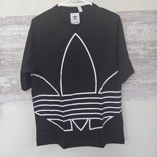 adidas - adidas 半袖Tシャツ オリジナル トレフォイル 黒 M ユニセックス
