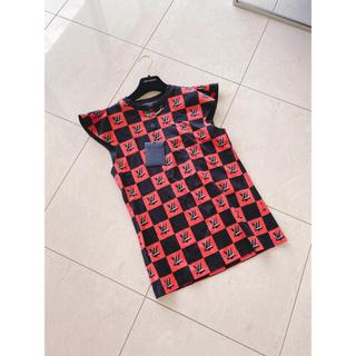 ルイヴィトン(LOUIS VUITTON)の新品未使用 LV ルイヴィトン トップス(Tシャツ(半袖/袖なし))
