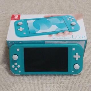Nintendo Switch - 任天堂スイッチライト 本体 中古 ジャンク品