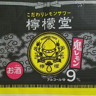 コカコーラ(コカ・コーラ)の 檸檬堂 鬼檸檬 チューハイ(その他)
