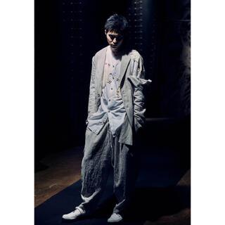 Yohji Yamamoto - yohjiyamamoto pour homme 21ss
