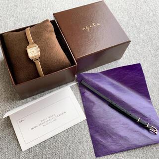 アガット(agete)のagate 腕時計(腕時計)