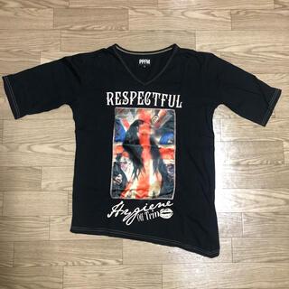 ピーピーエフエム(PPFM)のPPFM5部袖Tシャツ(その他)