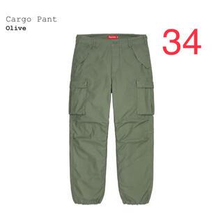 Supreme - supreme Cargo pant Olive 34