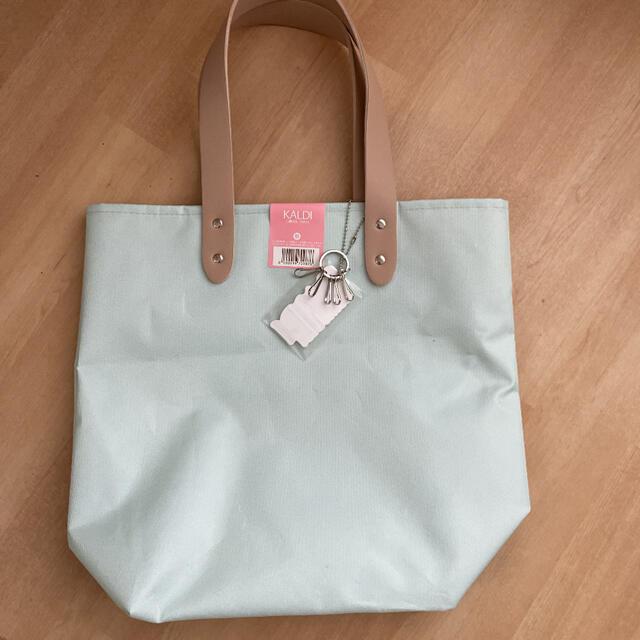 KALDI(カルディ)のカルディ 春のコーヒーバッグ レディースのバッグ(トートバッグ)の商品写真