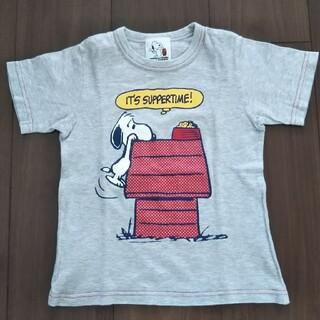 familiar - ファミリア スヌーピー Tシャツ