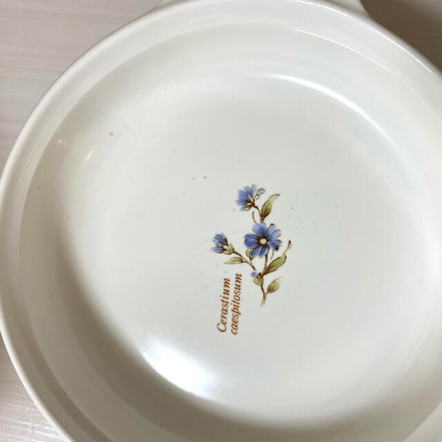 NIKKO(ニッコー)のニッコー グラタン皿 6枚  インテリア/住まい/日用品のキッチン/食器(食器)の商品写真