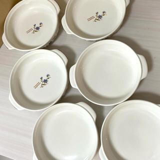 ニッコー(NIKKO)のニッコー グラタン皿 6枚 (食器)