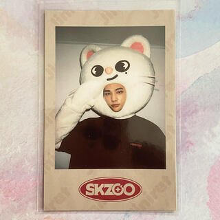 StrayKids SKZOO ヒョンジン ポラロイド