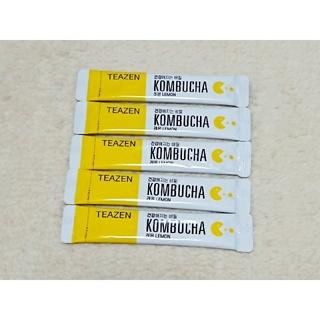防弾少年団(BTS) - BTS ジョングク TEAZEN ティーゼン コンブチャ レモン味 5g