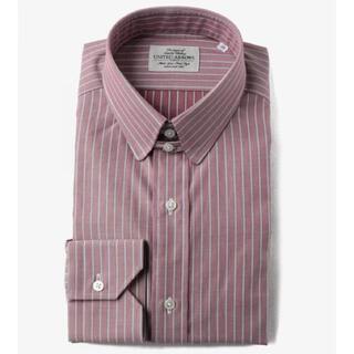 UNITED ARROWS - 《定価 ¥16,200》UNITED ARROWS ストライプ シャツ
