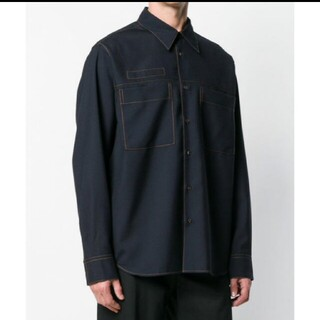 Marni - MARNI ウールワークシャツ マルニ