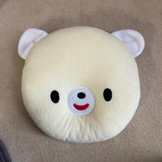 ベビーまくら 新生児 乳幼児 くま (枕)