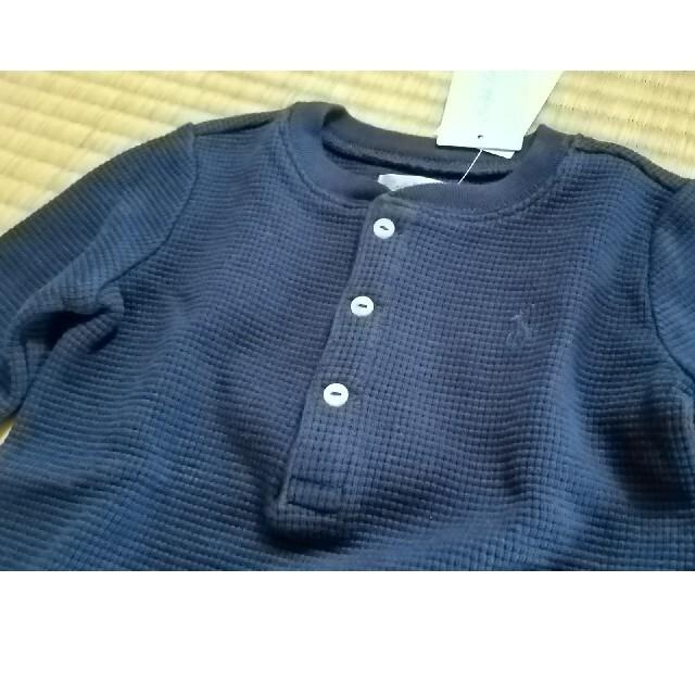 Ralph Lauren(ラルフローレン)の上下セット キッズ/ベビー/マタニティのベビー服(~85cm)(パンツ)の商品写真