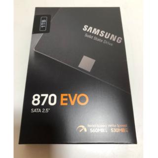 SAMSUNG - MZ-77E1T0B/IT SSD 1TB SAMSUNG 870 EVO