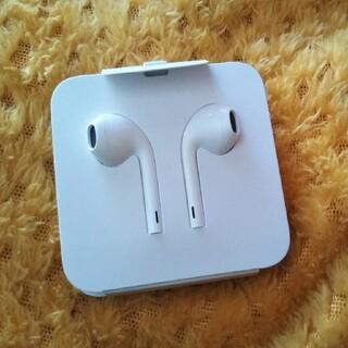 iPhone - iPhone イヤホン lightning ホワイト 有線
