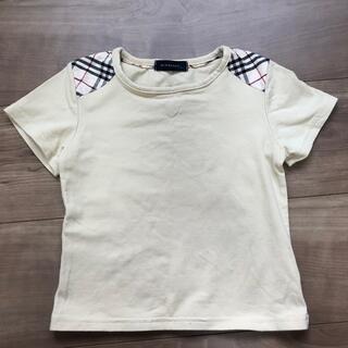 BURBERRY - ☆バーバリー tシャツ ユニセックス
