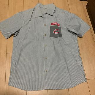 広島東洋カープ - 広島カープ ヒッコリーシャツ