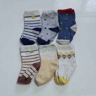 西松屋 - 子供 靴下 6足 (9~14cm)