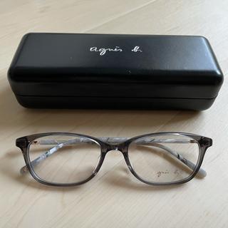 agnes b. - アニエスベー 眼鏡 ユニセックス